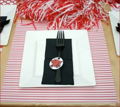 REAL PARTIES: High School Musical 3 // Hostess with the Mostess®
