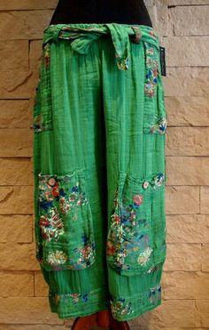 Sarah Santos Lagenlook Exclusive Collection Bloomers