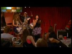 She's So Gone by Lemonade Mouth.  Love this song