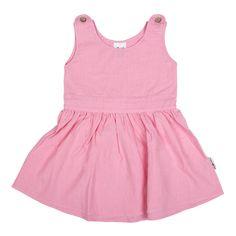 Rochie ManyMonths cânepă si bumbac organic - Strawberry Milk - HipHip.ro Strawberry Milk, Summer Kids, Kids Fashion, Rompers, Organic, Dresses, Vestidos, Romper Clothing, Romper Suit