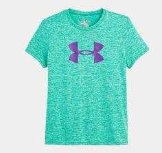 Under Armour Apparel Boys Tech Big Logo Printed T-Shirt Pick SZ//Color.