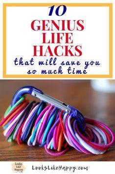10 Genius Life Hacks