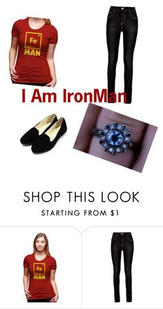 """IronMan"" by princess-accitia on Polyvore featuring Reactor"