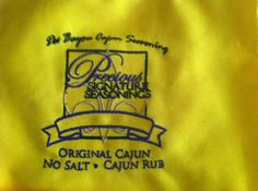 DaBayou Cajun Apron by Dabayoucajunseason on Etsy Cajun Dishes, Cajun Seasoning, Apron, Etsy, Aprons