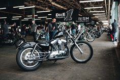 A Look Back - The 2018 Congregation Show by Matt Best — DicE Magazine Sportster Chopper, Harley Davidson Sportster, Custom Harleys, Custom Bikes, Cool Bikes, Dice, Looking Back, Cars And Motorcycles, Chop Suey
