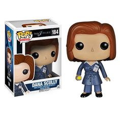 X-Files Dana Scully Pop! Vinyl Figure - Funko - X-Files - Pop! Vinyl Figures at Entertainment Earth