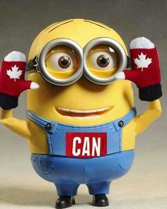 Canada Minion