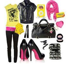 punk rock looks