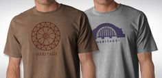 "Save Our Icons! ""Music Hall Heritage"" Tshirt, and ""Union Terminal Heritage"" Tshirt"