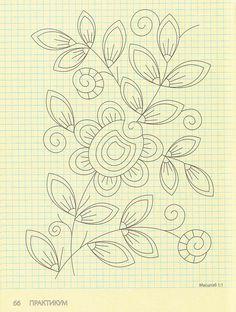 (1) Gallery.ru / Foto # 63 - Beautiful puntada de satén. Fundamentos de habilidad - natala1650