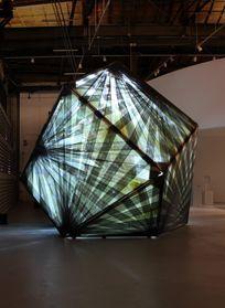 MOCA Pavilion | Textile Room by PATTERNS