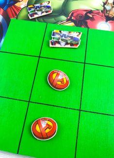 Easy DIY Avengers Ti