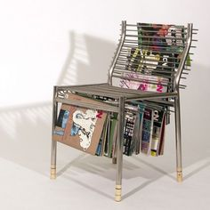 Magazine Hanger Chair