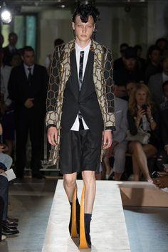 Comme des Garçons | Spring 2015 Menswear Collection | Style.com