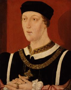 Henry VI of England- inherited his grandfather's insanity through his mother Catherine of Valois, the French princess and daughter of the insane Charles VI of France.