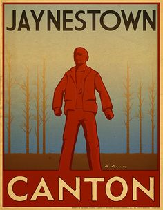 Travel poster based on what is quite possibly my favorite #firefly episode.