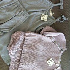 Too cute! @Tane Kremer organics outfits for my baby girl.