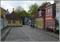 Hans Christian Andersen's house, Odense - Denmark