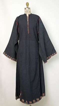 Robe  ,     1800–1941      Greek       linen,silk