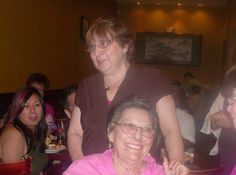 aggie with sister edna(now passed)