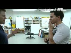 ▶ Interview with artist Romero Britto, for The Beach Channel - YouTube