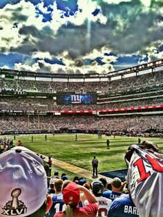 NEW YORK GIANTS METLIFE STADIUM PIC 9453fd968