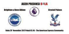 Prediksi Brighton vs Crystal Palace 29 November 2017