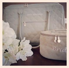Do you hear the wedding bells? What better way to get ready is there than having Initials, Inc. by your side?    www.myinitials-inc.com/Demetria