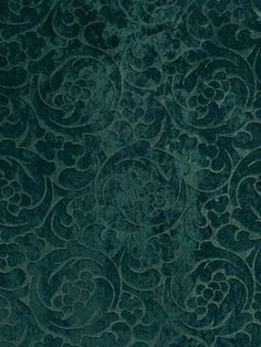 Teal Velvet Upholstery Fabric by the Yard by PopDecorFabrics