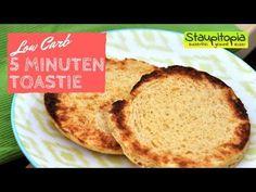 Low Carb Tassenbrot Rezept I Eiweißbrot selber backen in der Mikrowelle I Low Carb Frühstück Rezept - YouTube
