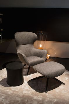 Poliform Mad Joker armchair designed by Marcel Wanders | Salone del Mobile 2017