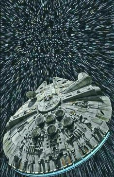 Millenium Falcon - Star Wars °°