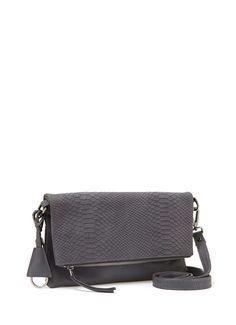 Grey Roxy Cross Body | Bags & Small Leather Goods | MintVelvet