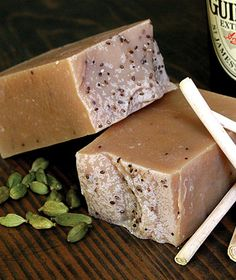 Guinness Beer Soap