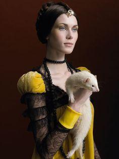Sabine Pigalle - Le sixième jour - TRANSPHOTOGRAPHIQUES 2008 - Mode & Photographie