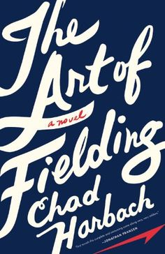 The Art of Fielding--listening while traveling--really enjoying the story, even though we aren't big baseball fans.