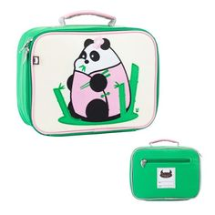 a33b158afebc BeatrixNY-Kids Lunch Boxes- Fei Fei Panda Lunch Box Reusable Lunch Bags