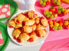 Girls tea party food ideas....