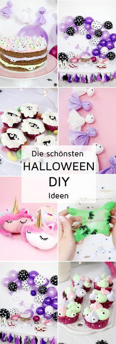 halloween basteln herbst deko diy deko ideen schlitzaugen | Holidays ...