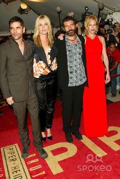 John Stamos Rebecca Romijn