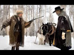 Os Oito Odiados (The Hateful Eight, 2015) - Trailer Legendado