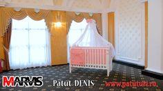 Patut bebe Denis Valance Curtains, Toddler Bed, Furniture, Home Decor, Child Bed, Decoration Home, Room Decor, Home Furniture, Interior Design