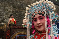 Intangible Cultural Heritage artists from Jingzhou, Hubei Province, China