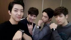 CNBlue., A few more days and I'll be seeing them!