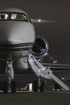 Luxury Private Jet ~ seirra echo
