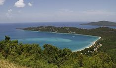 Magens Bay in northern Saint Thomas is a popular tourist attraction in the U.S.V.I.