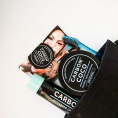Carbon Coco Activated Charcoal Review - Belle Indiana | Teeth whitener | brighter teeth