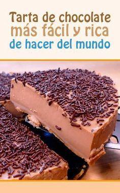 Cocina – Recetas y Consejos Chocolate Flan, Chocolate Cookies, Oreo, Delicious Desserts, Yummy Food, Buffets, Brownie Recipes, Love Food, Sweet Recipes