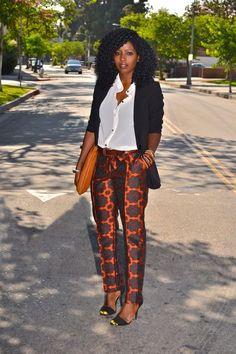 Folake Kuye Huntoon of Style Pantry #greatstyle