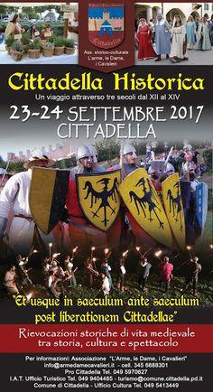 Italia Medievale: Cittadella Historica